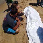 غرق مجنّد على شاطئ الرملة البيضاء
