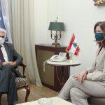 """شيا في """"الخارجية"""": قُلِبت صفحة القاضي مازح لا حزب الله/نقولا ناصيف"""